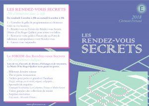 Création plan dépliant par Amicale Graphique à Clermont Ferrand