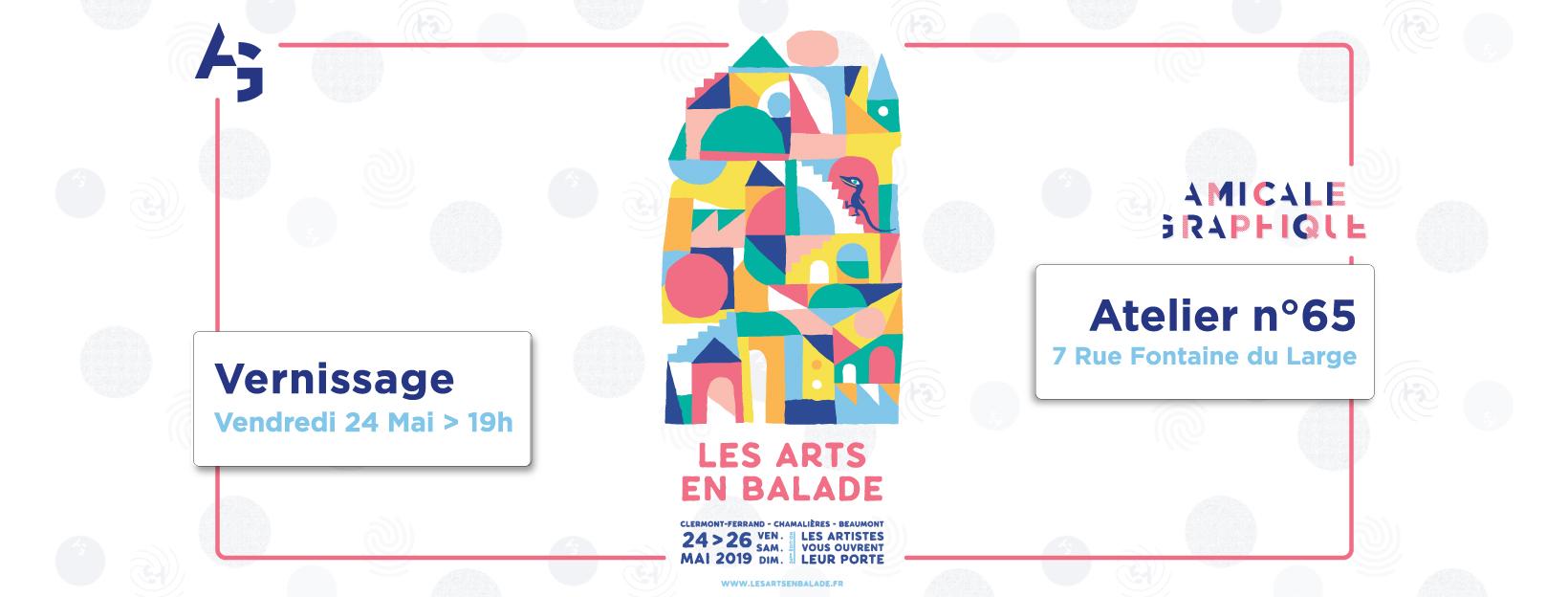 vernissage de l'exposition organisée par Amicale Graphique